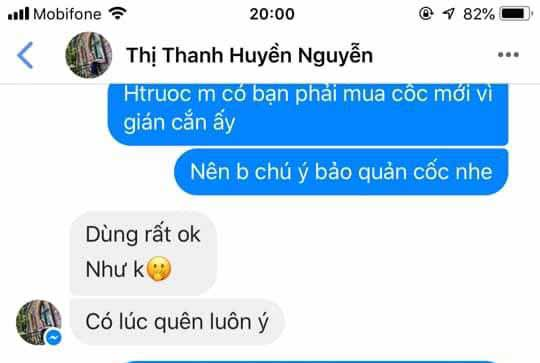 Review của Thanh Huyền