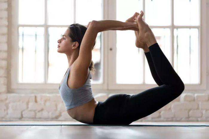 Tập Yoga để điều hoà kinh