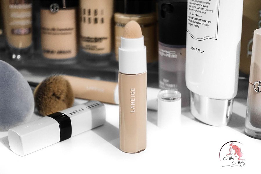 Kem Laneige Real Cover Cushion Concealer