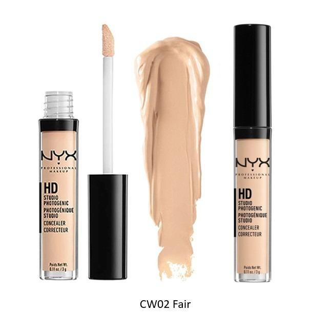 Kem NYX Photogenic Concealer Beige