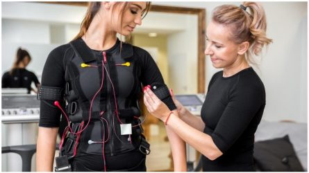 Tập thể dục với EMS - 20 phút có tác dụng bằng 3 giờ!